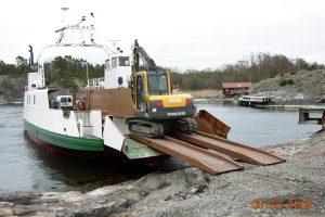 Svevia Långbäling UTÖ 039